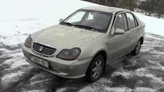 Китайский Mercedes-Benz или Geely CK обзор!