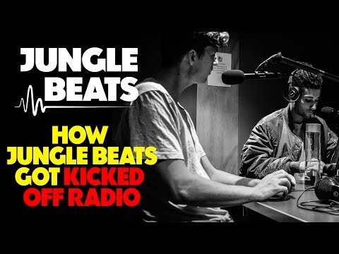 HOW JUNGLE BEATS GOT KICKED OFF RADIO