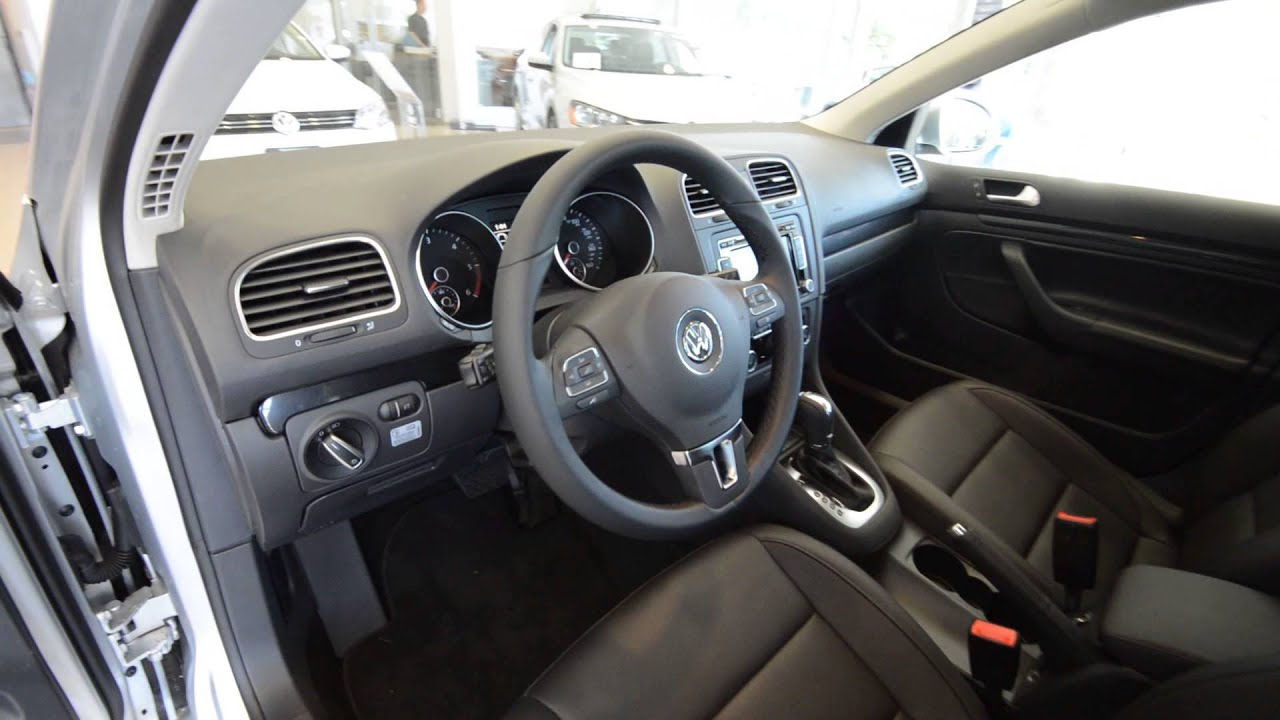 2014 Volkswagen Jetta Sportwagen Diesel Tdi New Car At