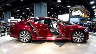 Toyota NS4 Concept 2012 Videos