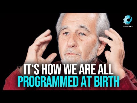 Dr. Bruce Lipton Explains How To Reprogram Your Subconscious