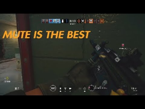 Playing Mute is the new meta??
