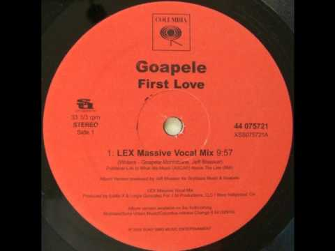 Goapele - First Love (The Moves Remix)