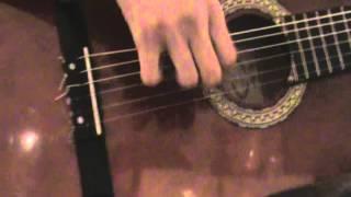 Guitar fast rhythm (rumba approach) by Kenach