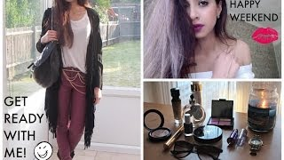 Get Ready With Me: Happy Weekending!! Thumbnail