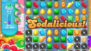 Candy Crush Soda Saga Level 729 (buffed, 3 Stars)