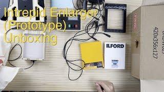 Intrepid Enlarger (Prototype) || Unboxing