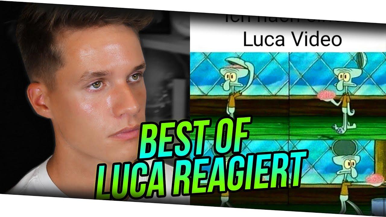 BEST OF LUCA REACTIONS 🙃