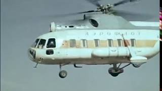 Wings of Russia documentary. Episode 14 of 18. Helicopters. Soldiers and Workers