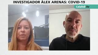 Entrevista al calafellenc Àlex Arenas investigador de la URV.
