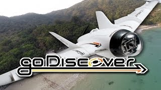 Hobbyking Product Video - Go Discover Fpv Plane Epo 1600mm (Pnf)