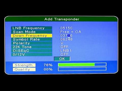 การเปลี่ยนความถี่ช่อง 5 ระบบ C-Band