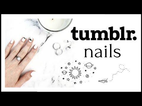 TUMBLR Nail Art Ideas    Anna MaryWhite