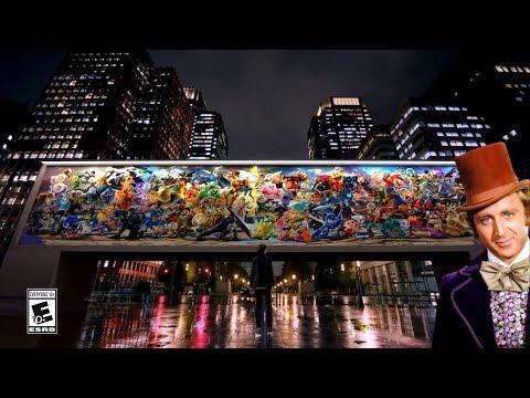 Super Smash Bros. Ultimate   Pure Imagination Trailer Remix   Shotana Studios