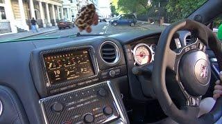 [ONBOARD RIDE] Nissan R35 GT-R w/ Milltek Exhaust!