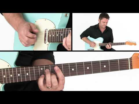 Soul Rhythm Guitar Lesson - Gentle Genius Performance - James Hogan