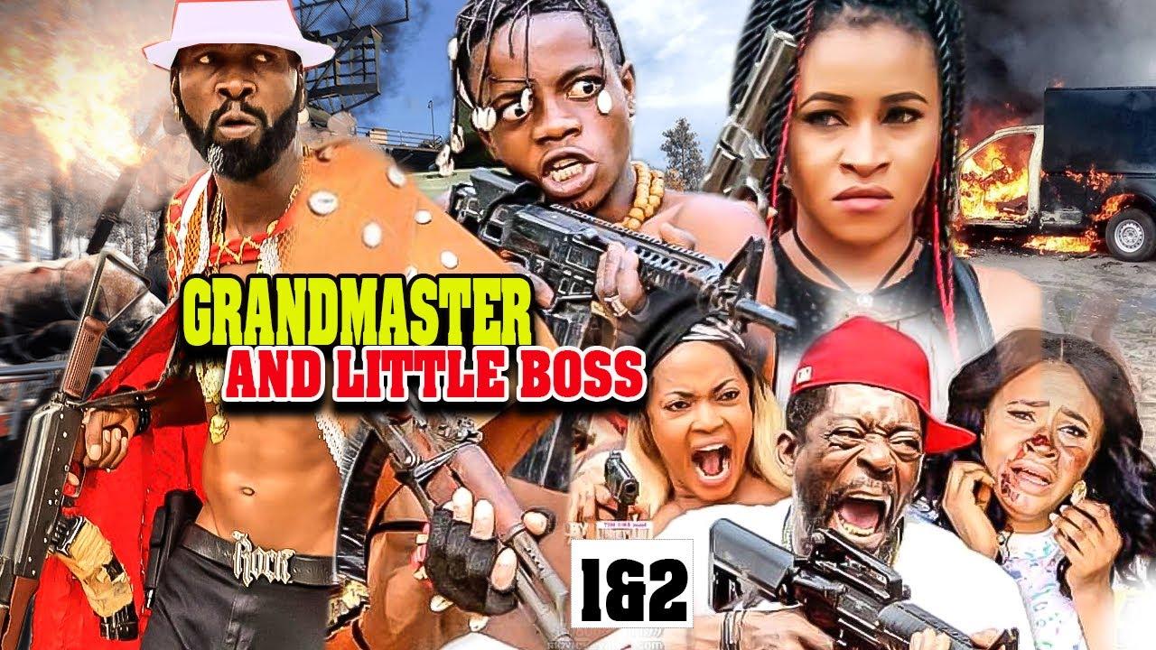 Download GRANDMASTER & LITTLE BOSS  SEASON 1&2 {NEW HIT} SYLVESTER MADU 2021 Latest  Nollywood Movie full mov