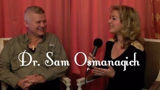 Sam Semir Osmanagich about the Bosnian Pyramids- New video with stereo sound!