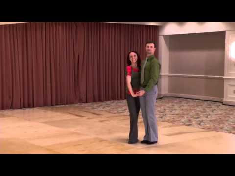 American Style Tango Choreography