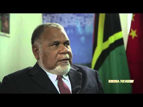 8Ambassador of the Republic of Vanuatu to China