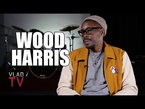 "Wood Harris on ""The Wire"" Creator David Simon Using the N-Word"