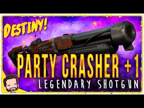 Party Crasher +1