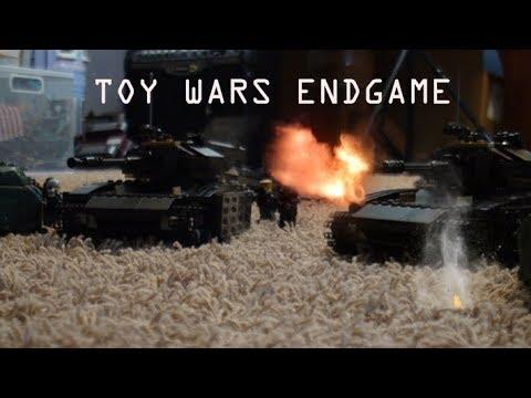 Toy Wars Endgame
