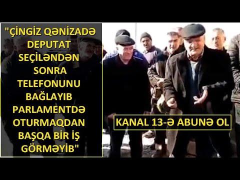 """""""Adamın Abırı-həyası Olar- Bu Xalq Səni Istəmir, çıx Get"""""""