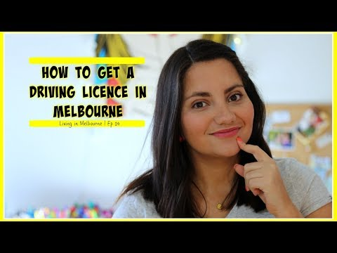 Living In Melbourne | How To Get Your Driving Licence In Melbourne🚙 🚗 | Ep 024