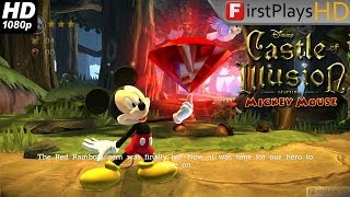 Castle of Illusion Starring Mickey Mouse - PC Gameplay 1080p