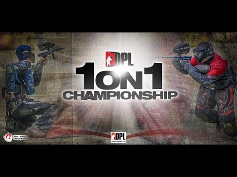 Deutsche Paintball Liga - 1on1 Championship - 2014