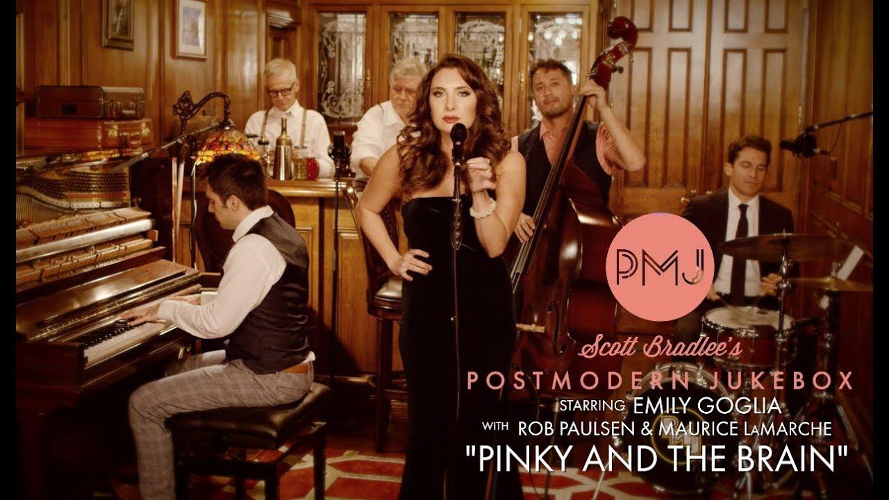 Download Pinky And The Brain Theme - Postmodern Jukebox (ft. Emily Goglia, Rob Paulsen, Maurice LaMarche)