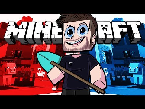 SKYBLOCK YOUTUBER SHOWDOWN! - Cosmic Sky Minecraft SMP Episode 1