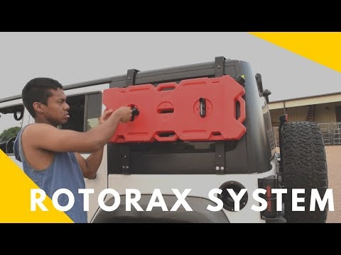 TrailRax RotoRax Mounting System [Install + Overview]