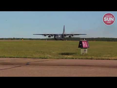 World's air readiness starts in Cold Lake