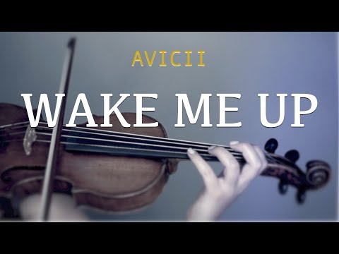 Avicii - Wake Me Up for violin and piano (COVER)