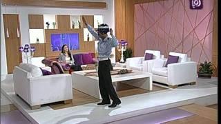 استضافة شرطي السير هزاع ذنيبات - رؤيا | Ro'ya