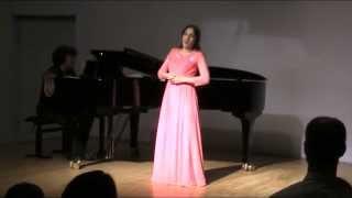 "10. D. Schostakovisch ""Lied des Mädchens"" Aus Op.79 Nr. 10"