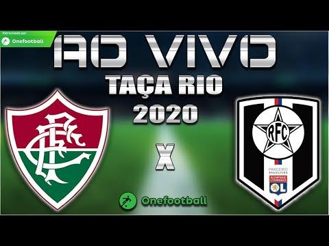 Volta Redonda x Vasco Ao Vivo   Taça Rio 2020   2ª Rodada   Narração