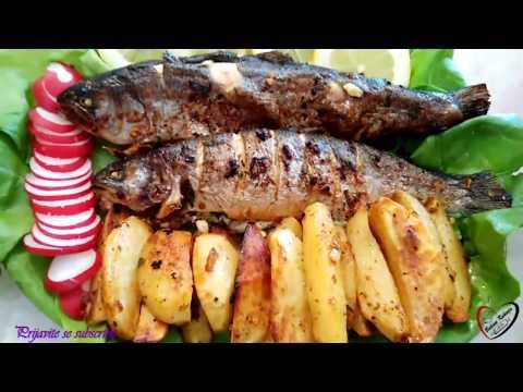 Bakina kuhinja - kako najbolje ispeći ribu u rerni