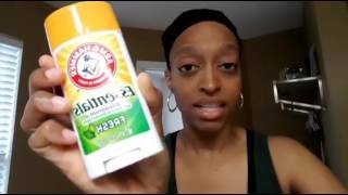 Arm & Hammer Natural Deodorant Update l Armpit Discoloration Gone