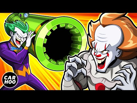 PENNYWISE Vs JOKER - REMATCH !!!