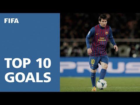 Top 10 Goals: FIFA Club World Cup Japan 2011