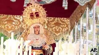 Virgen del amor sevilla