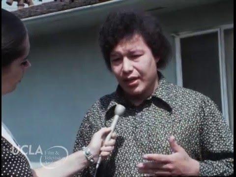"KTLA News: ""Native American interviewed about occupation of Alcatraz"" (1971)"