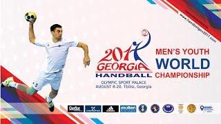 Korea - Russia (1/8 Final) IHF Men