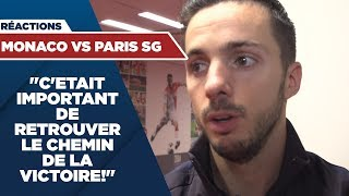 VIDEO: REACTIONS : AS MONACO vs PARIS SAINT-GERMAIN