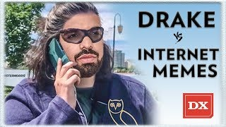 "Drake Vs. The Internet - The Best Drake Memes Set To Pusha T Diss Track ""Story Of Adidon"""