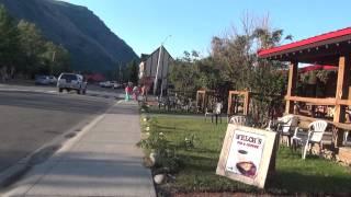 WALK CAMPGROUND TO WATERTON TOWNSITE