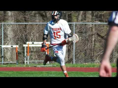 Kyle Morrison Croton-Harmon Spring 2017 Varsity Lacrosse Highlights